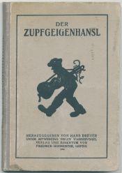 Otro libro de canciones del movimiento Wandevogel y de la Jugendbewegung
